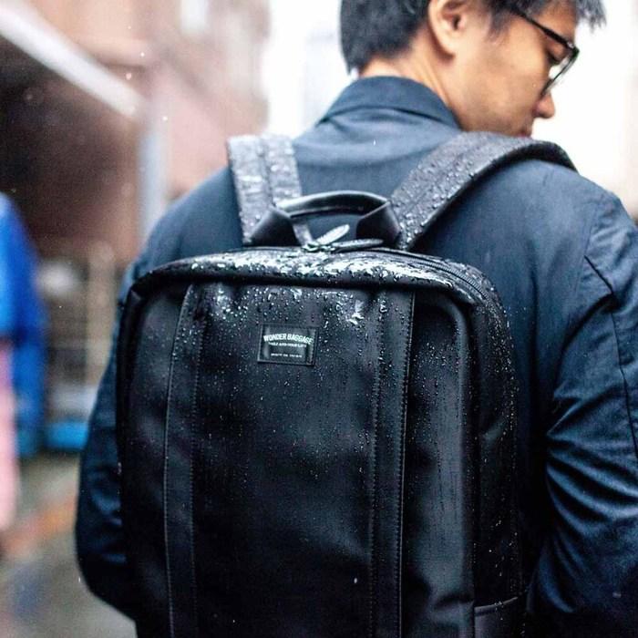 Wonder Baggage|日系都會 職人商務防水機能後背包