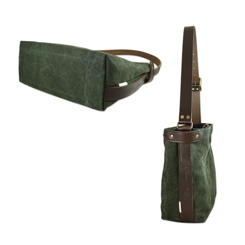 SUOLO 防潑水水洗帆布休閒側背包