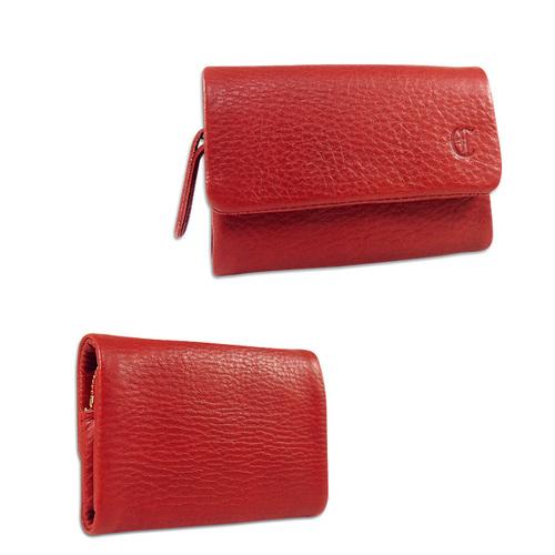 CLEDRAN|手工皮革鑰匙零錢包
