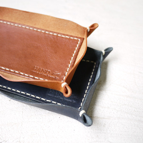 HANDIIN|日式 經典萬用皮革置物盤