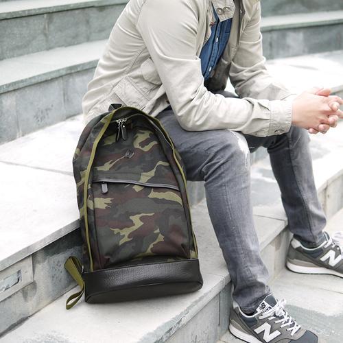 CLEDRAN|旅人愛用 防潑水休閒尼龍後背包