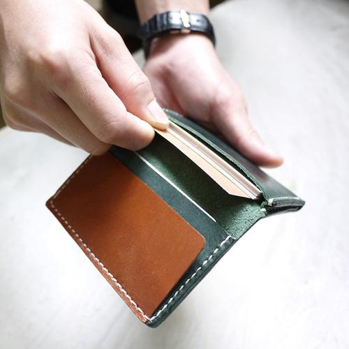 HANDIIN|日式 時尚 跳色卡片夾