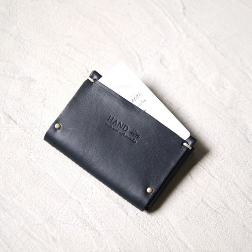 HANDIIN|大容量 植鞣牛皮革 手作卡片夾
