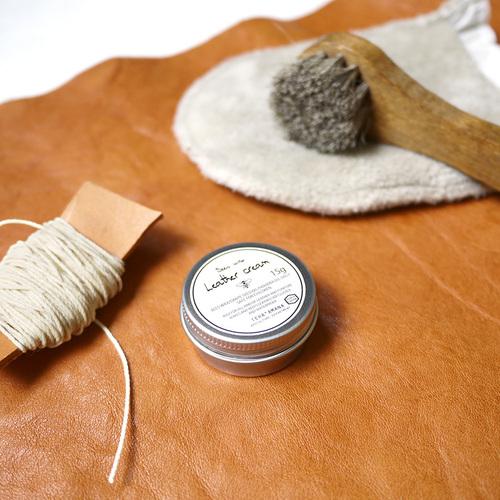 TEHA'AMANA|日本產地直送 皮革專用蜜蠟