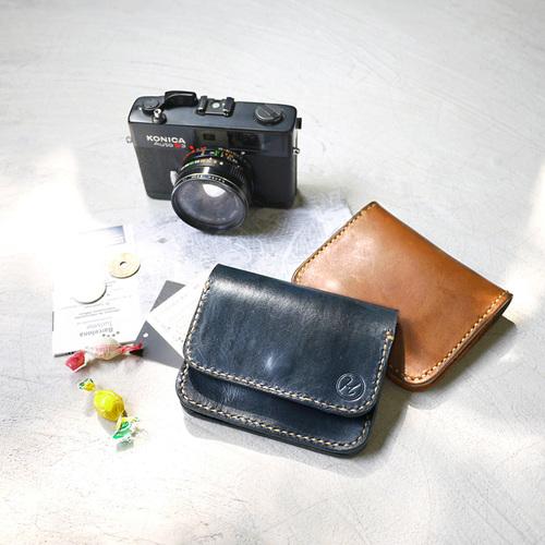 HANDIIN|日系推薦款 極簡風零錢/卡片包