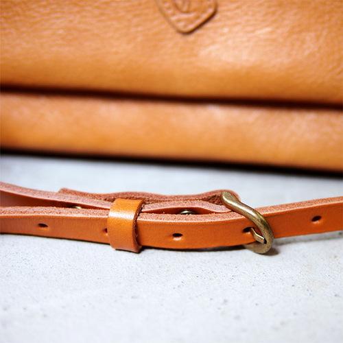 CLEDRAN|日本 手工真皮時尚斜肩包