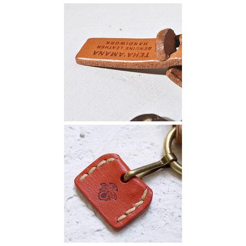 TEHA'AMANA|日本手工簡約環形鑰匙圈