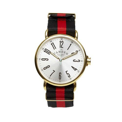 Camden Watch|NO88系列純英國血統 時尚玩色個性尼龍腕錶