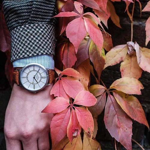 Camden Watch ∣ 純英國血統,復古典雅羅馬數字真皮腕錶
