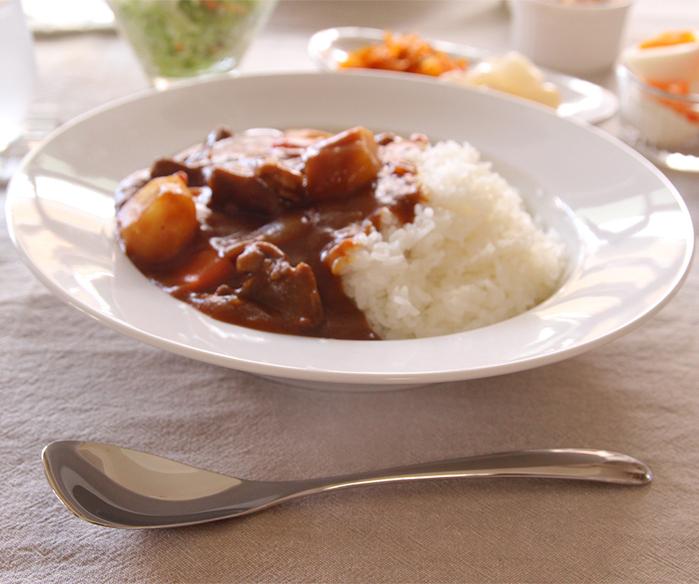 遠馸思創|日本製咖哩大師不鏽鋼湯匙 (19.8 cm)