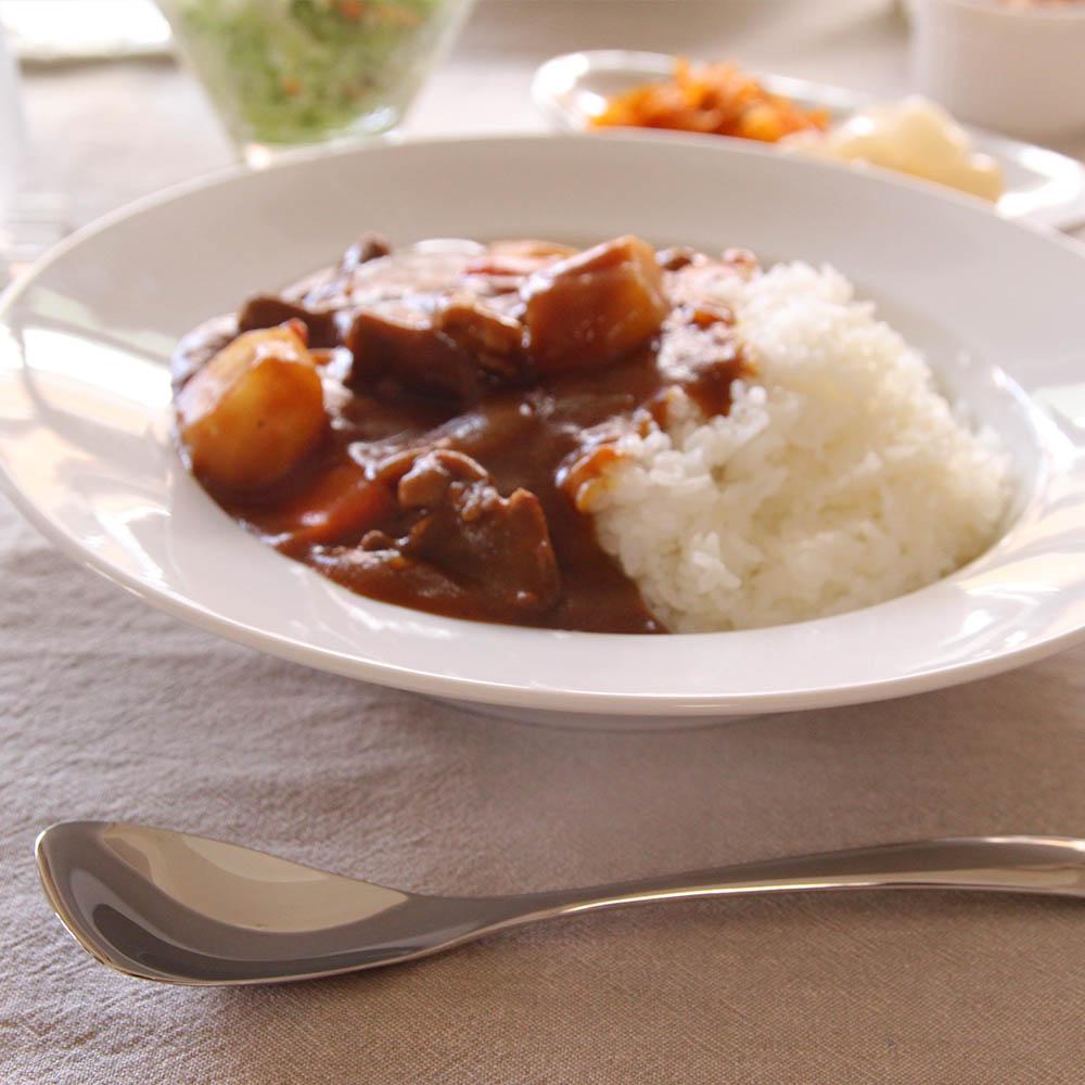 遠馸思創 日本製咖哩大師不鏽鋼湯匙 (19.8 cm)
