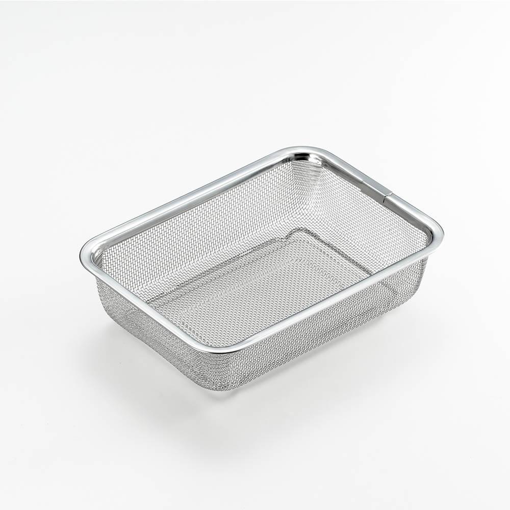 遠馸思創|日本製不鏽鋼方形濾水網 (L)