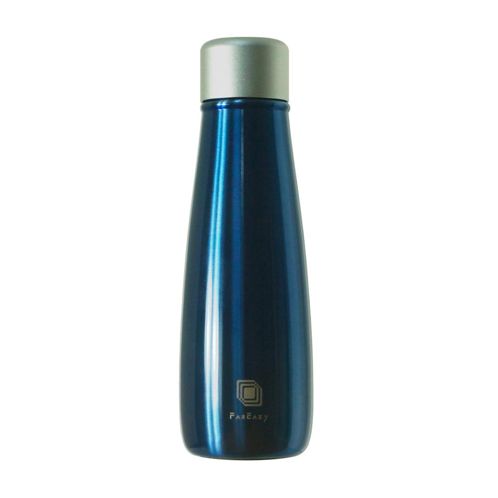 遠馸思創|iBottle 智能保溫瓶 晶靛藍 (400 mL)