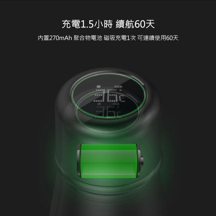 (複製)遠馸思創 iBottle 智能保溫瓶 典雅白 (400 ML)