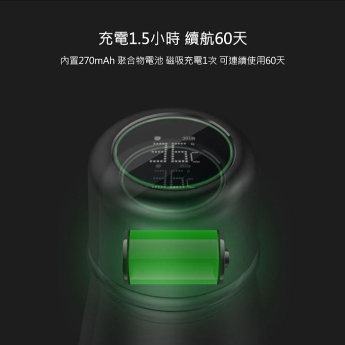 遠馸思創|iBottle 智能保溫瓶 櫻玫紅 (400 mL)