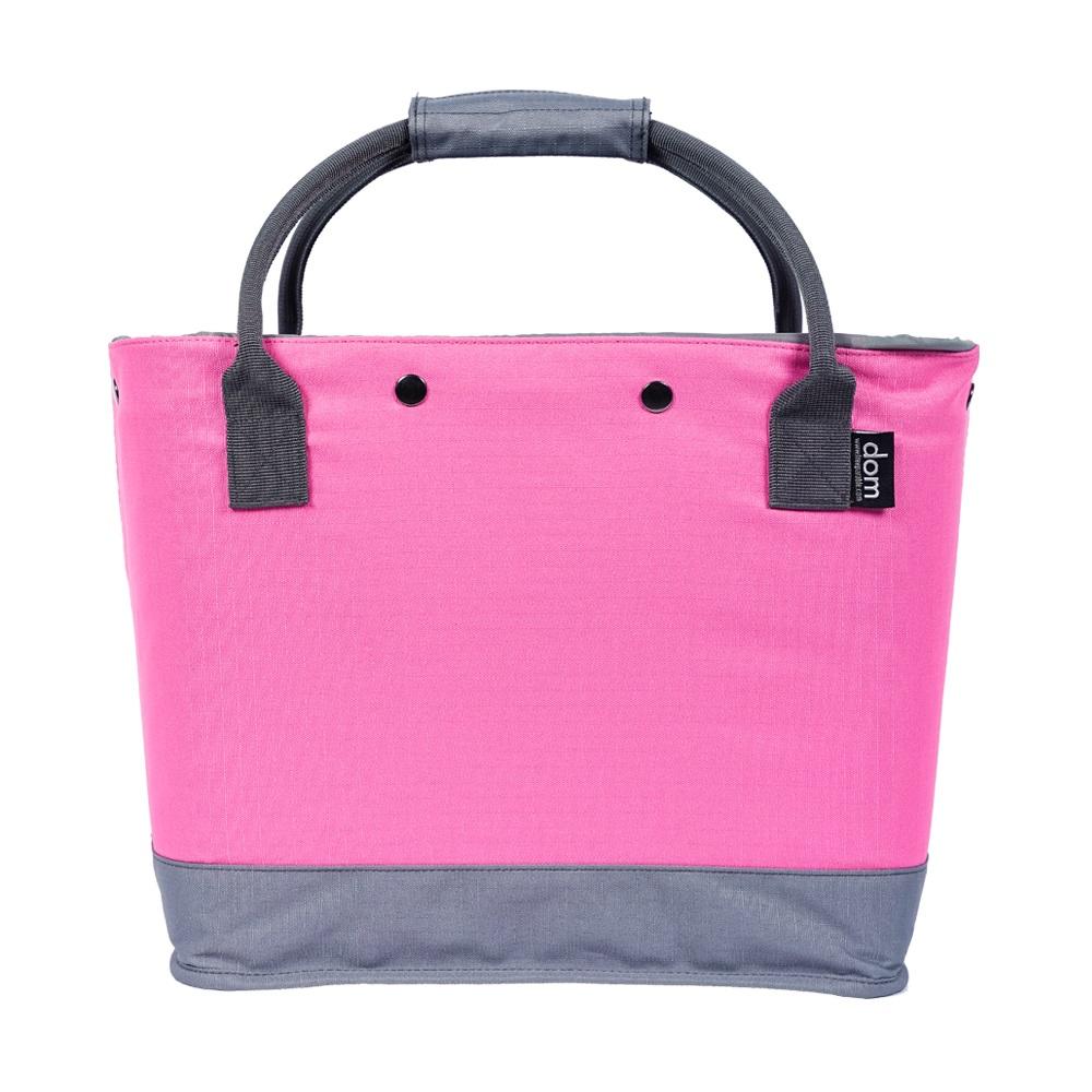 dom|T包 TPack Loading System-T籃: 單車購物籃 (粉紅色)