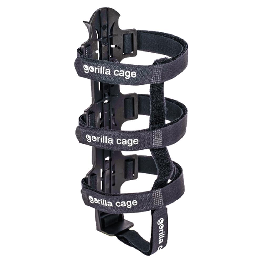 dom|巨猩籠: 大型單車萬用水壺架 gorilla cage (黑色)