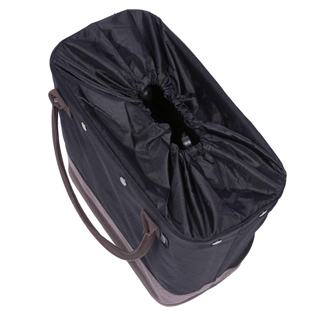 dom|T包 TPack Loading System-T籃: 單車購物籃 (黑色)
