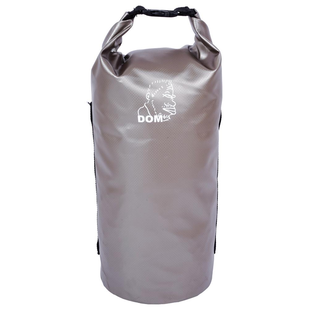 dom|巨猩包: 5.5 L 單車防水包 gorilla bag (銀色)