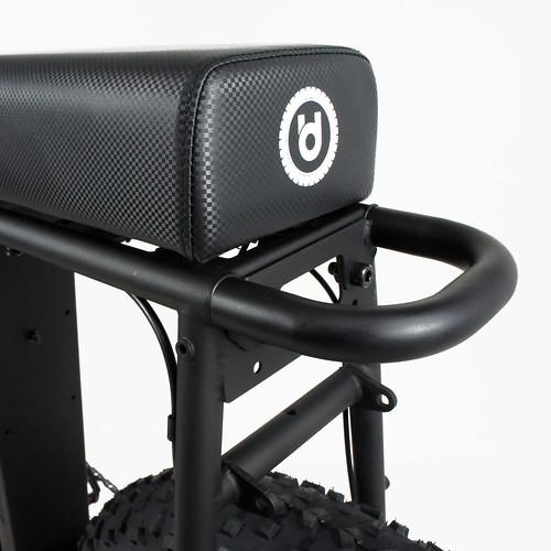 Urban Drivestyle UNI Moke 電動輔助自行車 - 經典消光黑