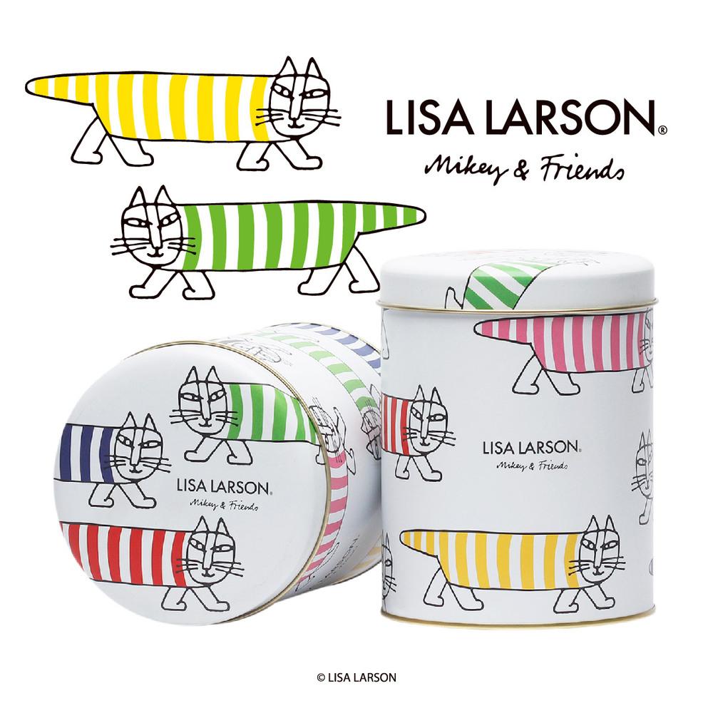 米樂爆米花 | Lisa Larson六入組合(焦糖+巧克力+原味甜+墨西哥辣椒+黃巧達+玉米濃湯)