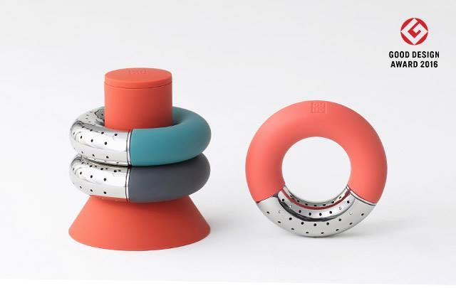 (複製)OMMO Diga 濾水方形沙拉碗(兩人份)/粉.綠 雙色可選