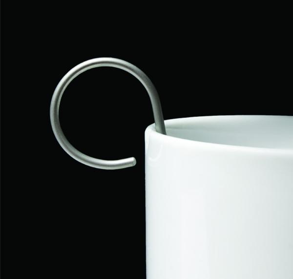 (複製)OMMO Buoy 三角不鏽鋼泡茶器(含茶托)