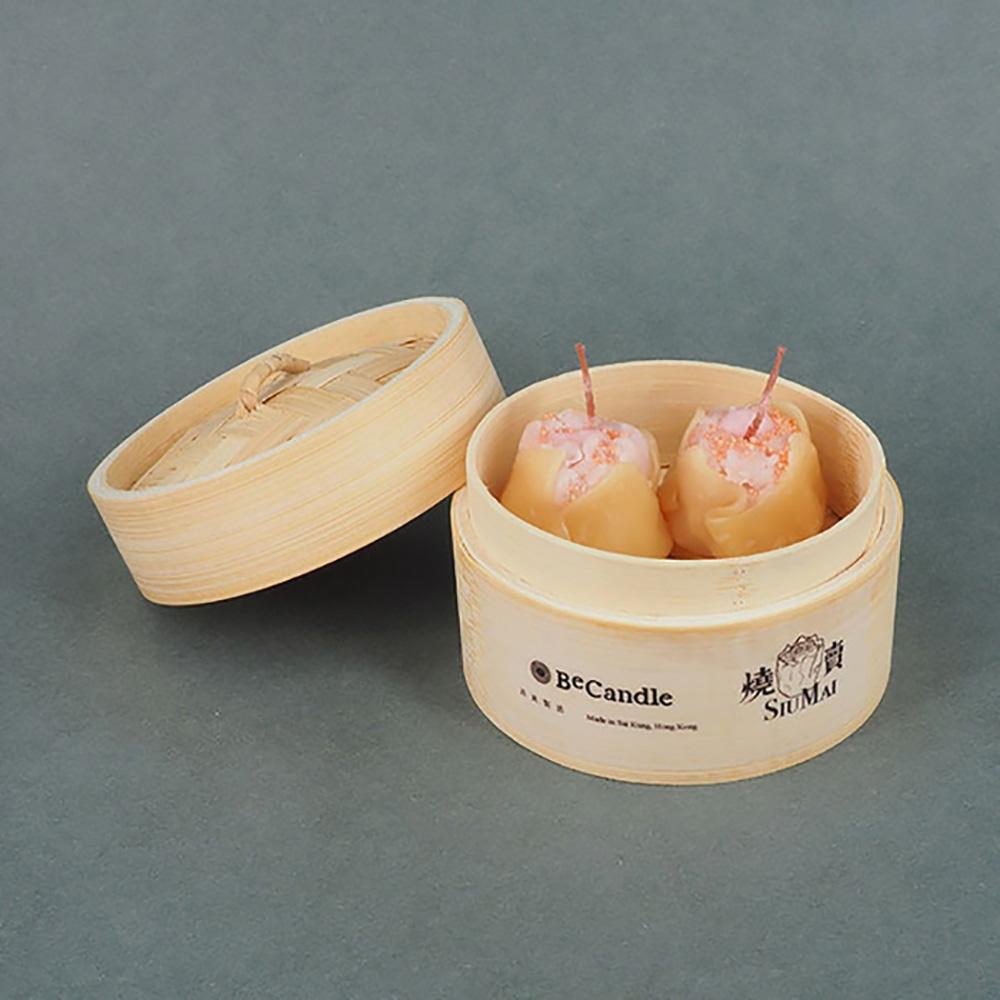 【集購】BeCandle│港式點心蠟燭
