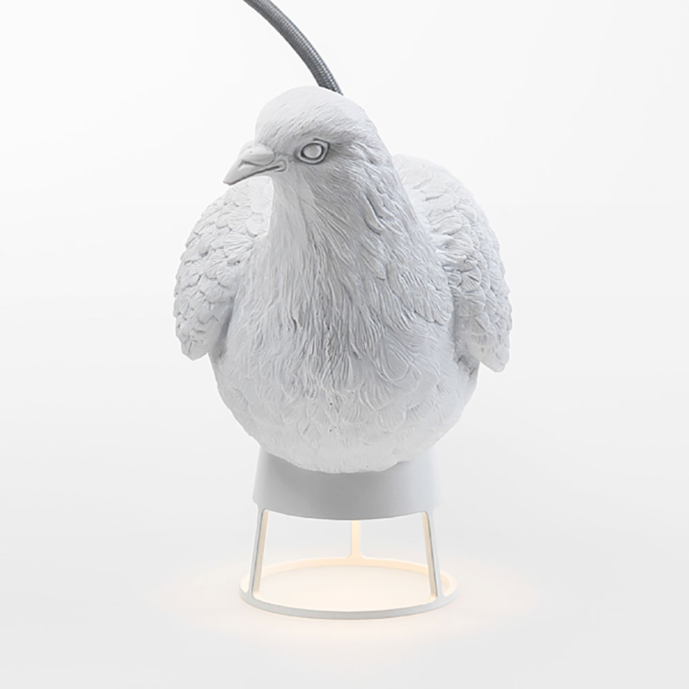 haoshi 良事設計 鴿子燈 - 02(看右)