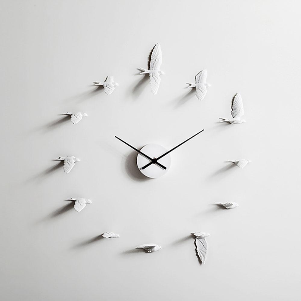 haoshi 良事設計 燕子時鐘