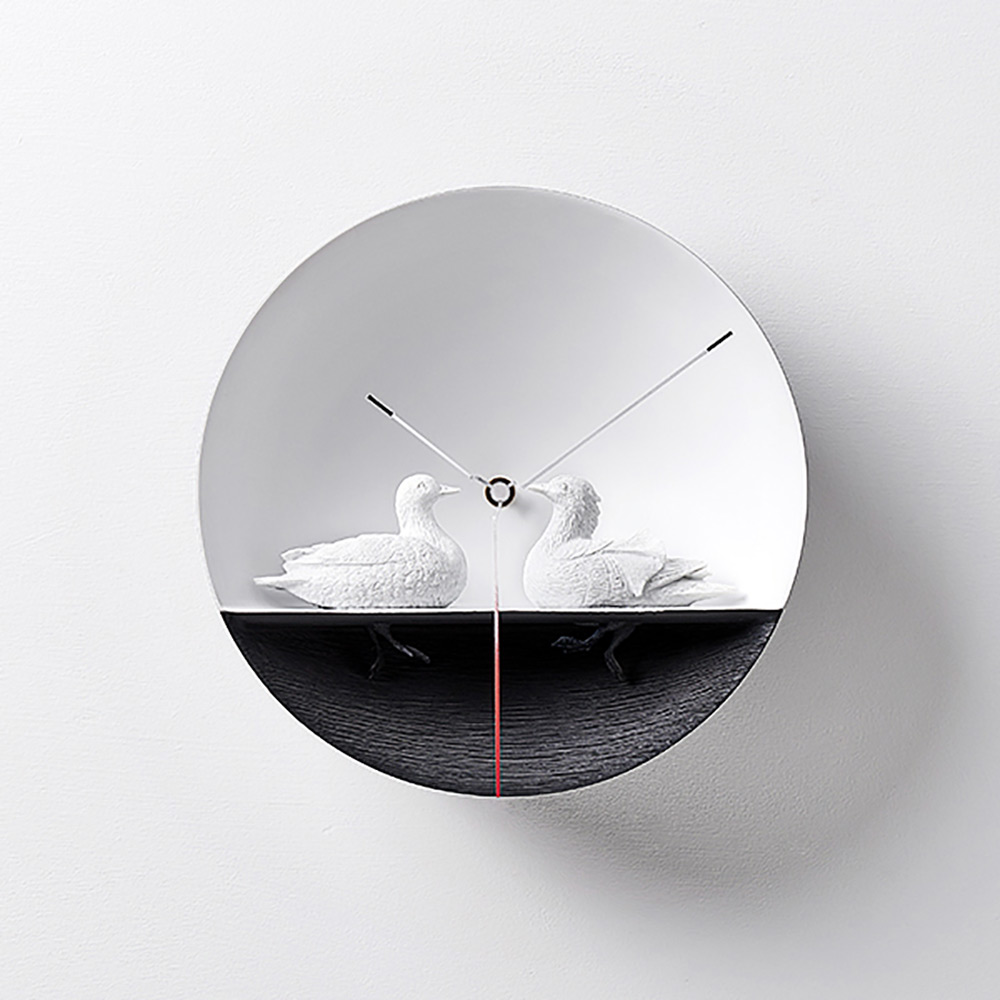 haoshi 良事設計|水鳥時鐘 - 鴛鴦