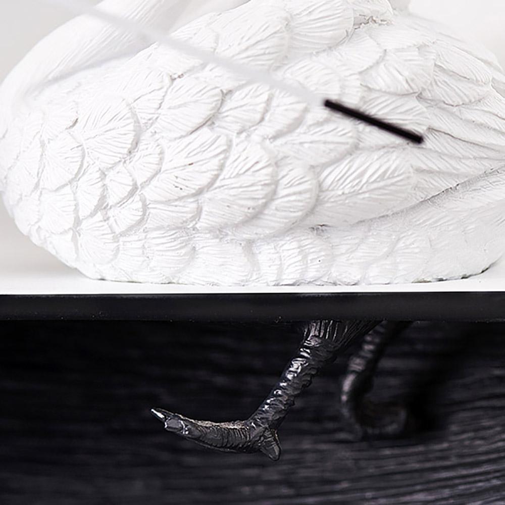 haoshi 良事設計|水鳥時鐘 - 天鵝01