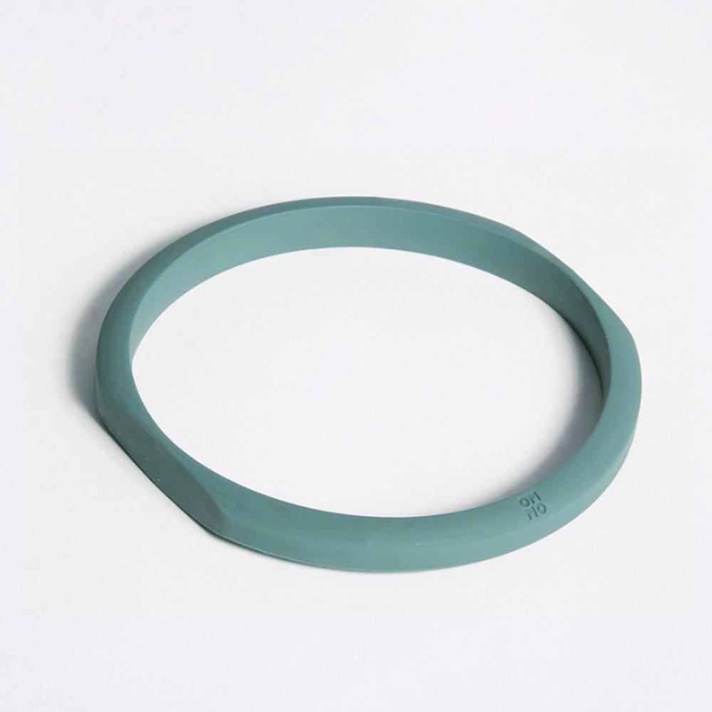 OMMO|Lasso 餐桌隔熱墊/綠.橘.灰 三色可選
