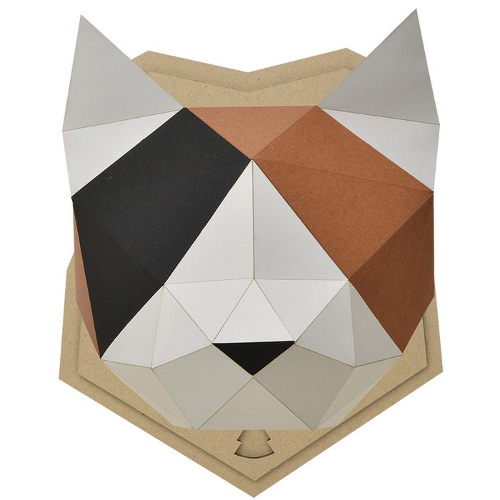 (複製)bog craft|立體動物紙藝  大嘴鳥/Wall L-size