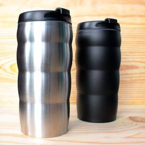 Hario   日式真空不鏽鋼保溫/保冷隨行杯 350ml