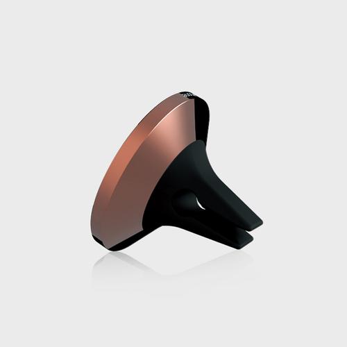 monCarbone|JustClick 碳纖維磁吸型車座 – 玫瑰金