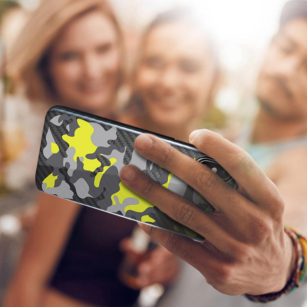monCarbone|CAMO 防彈纖維保護殼 iPhone Xs / Xs Max – 叢林迷彩