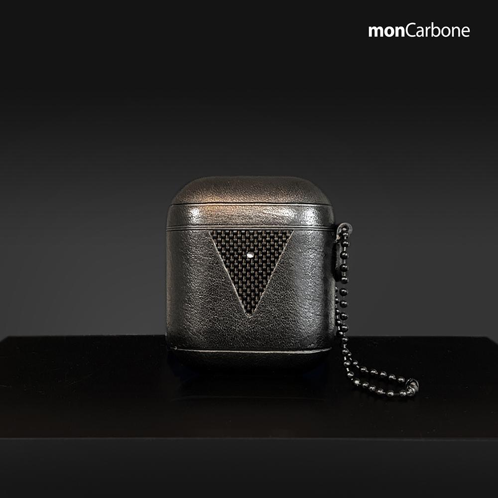 monCarbone|HOVERPOD 碳纖維 NAPA 皮套