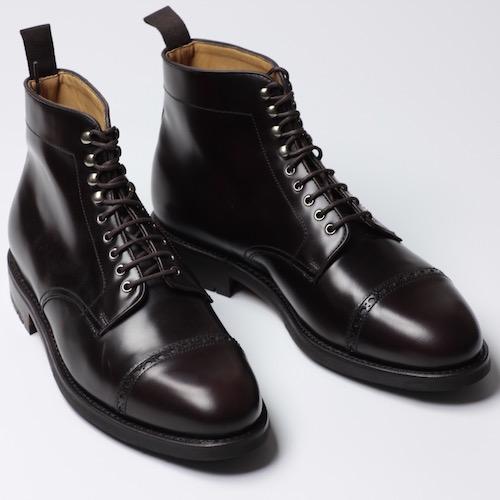 Berwick1707|337 獵靴 ROIS MARRON (暗紅色)