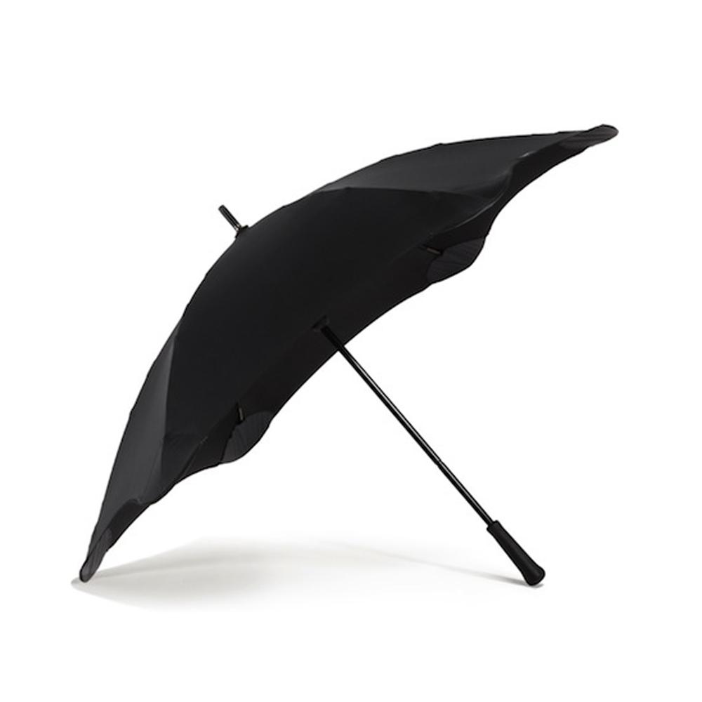 紐西蘭Blunt 保蘭特 | 120cm抗強風 classic 經典直傘 (潮流黑)