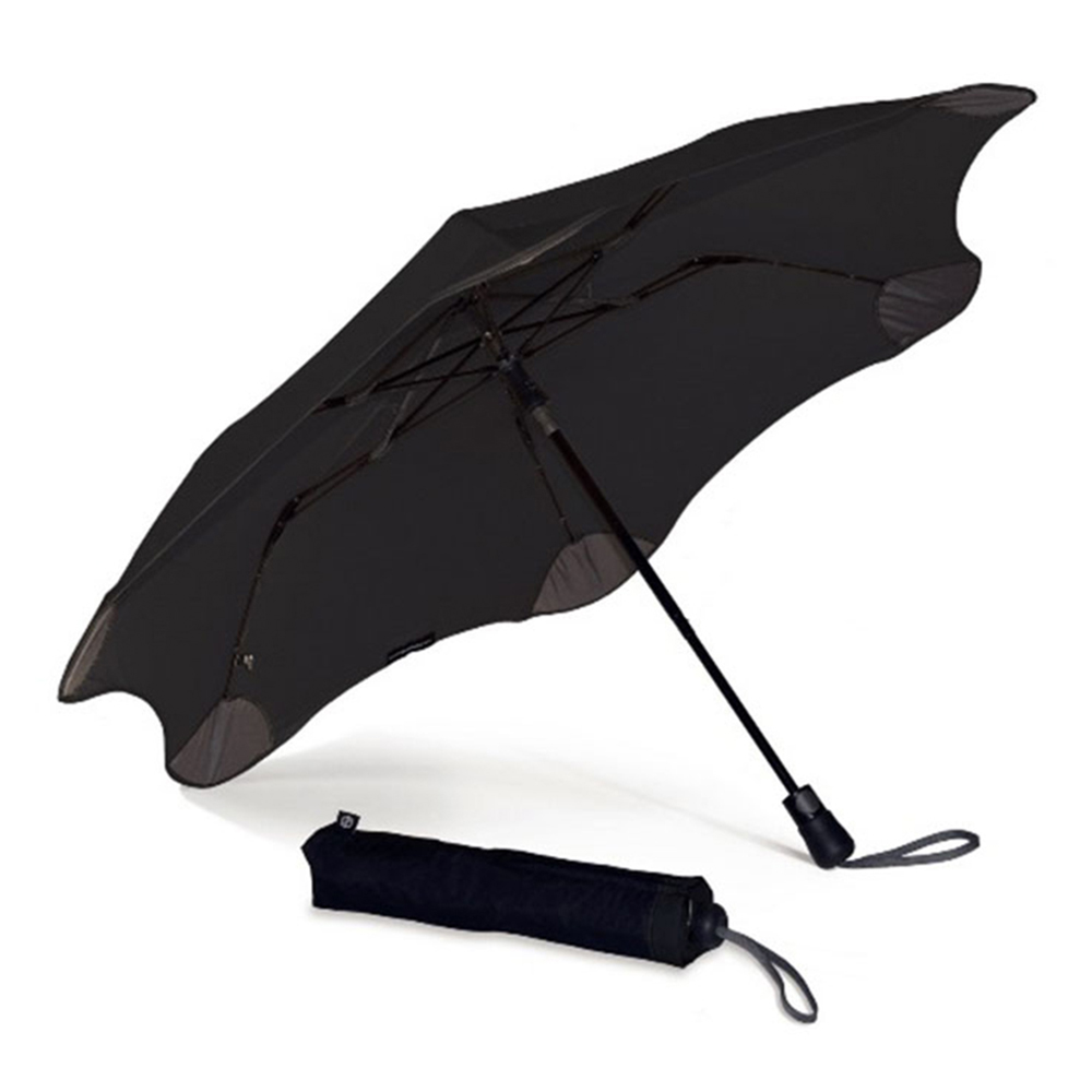 紐西蘭Blunt 保蘭特 | 95cm完全抗UV 高遮光率 Metro+折傘 (時尚黑)