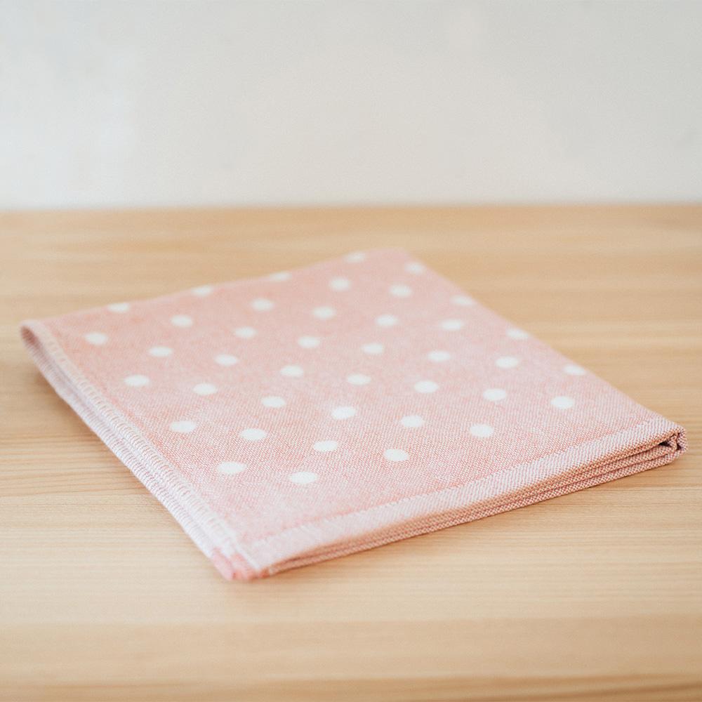 今治織上|日本今治毛巾 今治認證 吉井 學生條紋波爾卡水玉 (手巾)