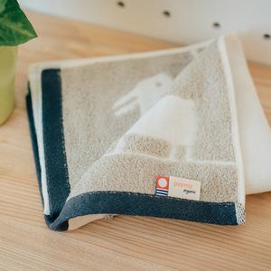 今治織上|日本今治毛巾 今治認證 壺內 北極星系列 北極兔 (臉巾)
