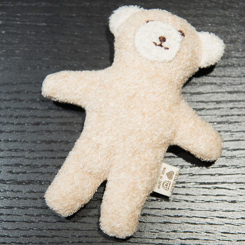 今治織上 日本今治毛巾 今治認證 ORIM Original Baby系列 有機棉安撫熊(小)