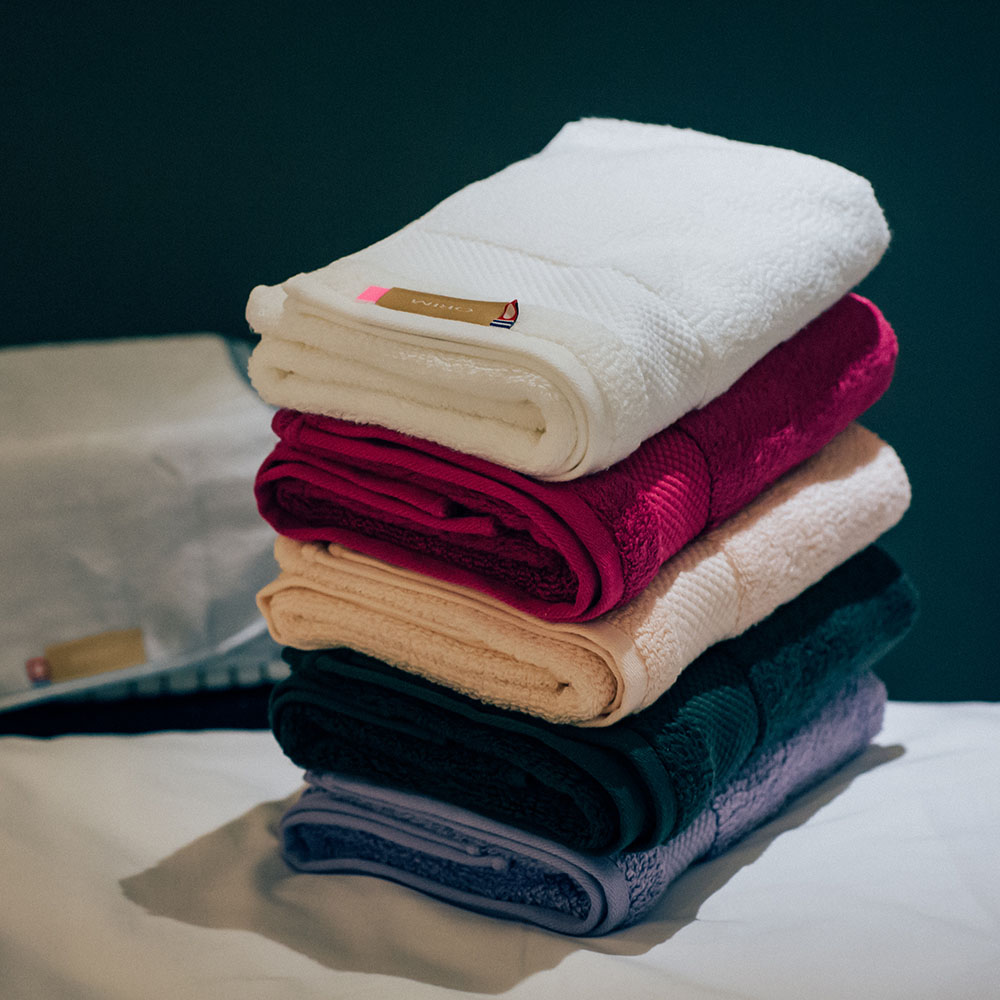 今治織上|日本今治毛巾 今治認證 ORIM Cacoon 高磅數長纖 (大浴巾)