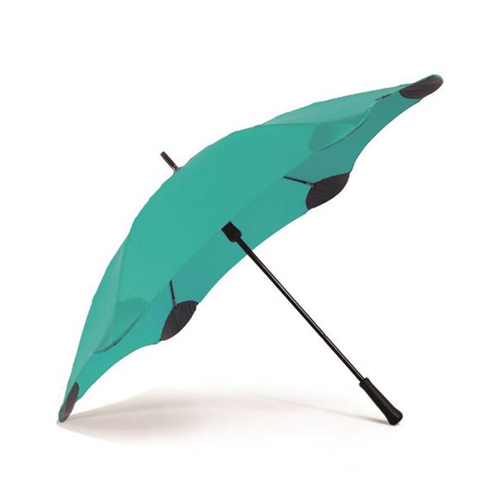 紐西蘭Blunt 保蘭特 | 120cm抗強風 Classic 經典直傘 (Tiffany綠)