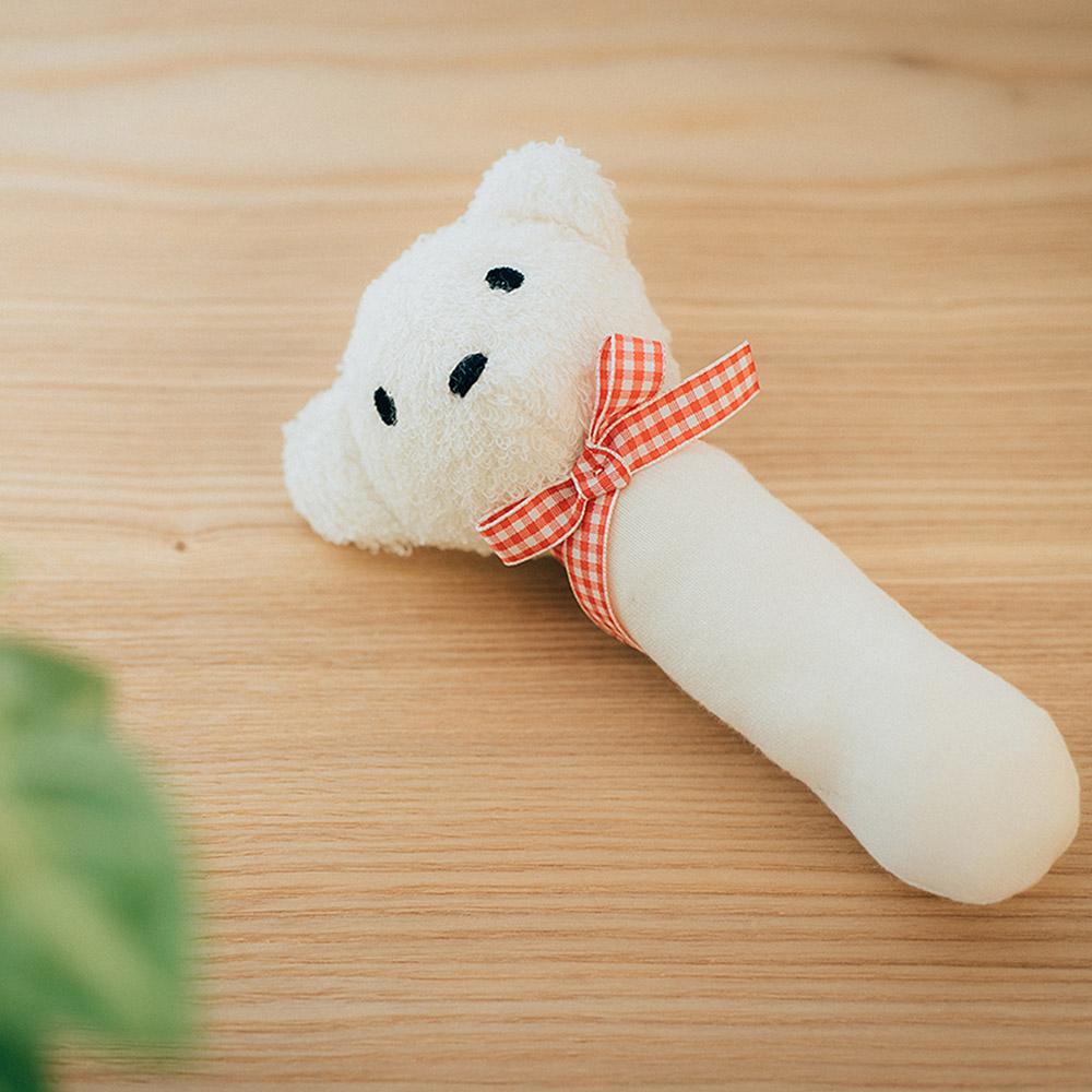 今治織上|日本今治毛巾 今治認證 壺內 Organicbaby (熊熊手玩)