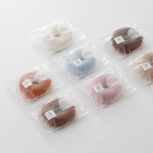 今治織上│甜甜圈造型手巾 (兩入組)
