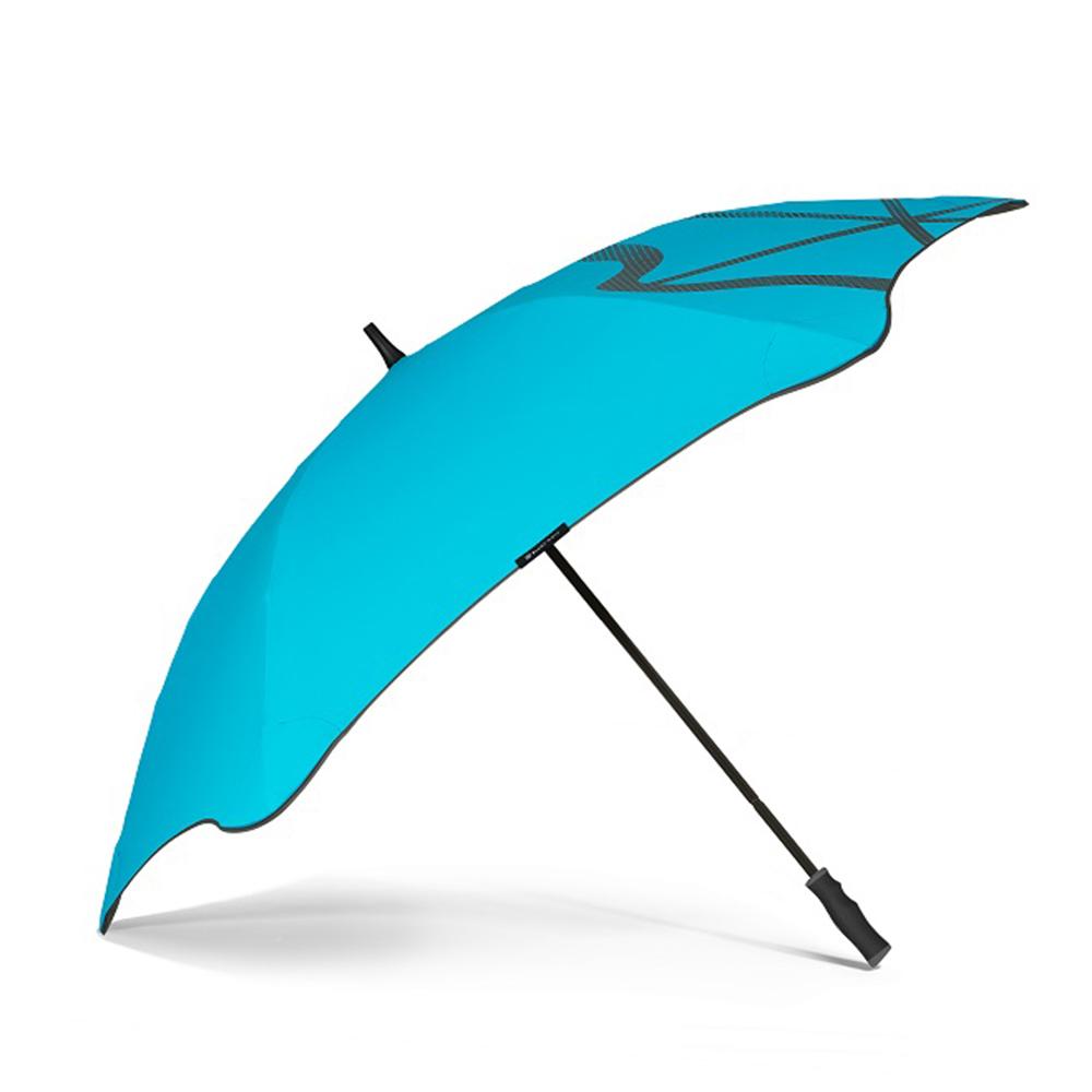 紐西蘭Blunt 保蘭特|五年全新保固 完全抗UV高爾夫球傘 (風格藍)