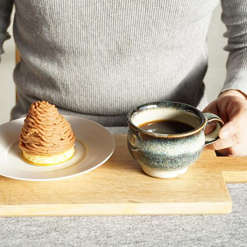 日本IFNi | 手沖咖啡濾杯架原木砧板-長方形